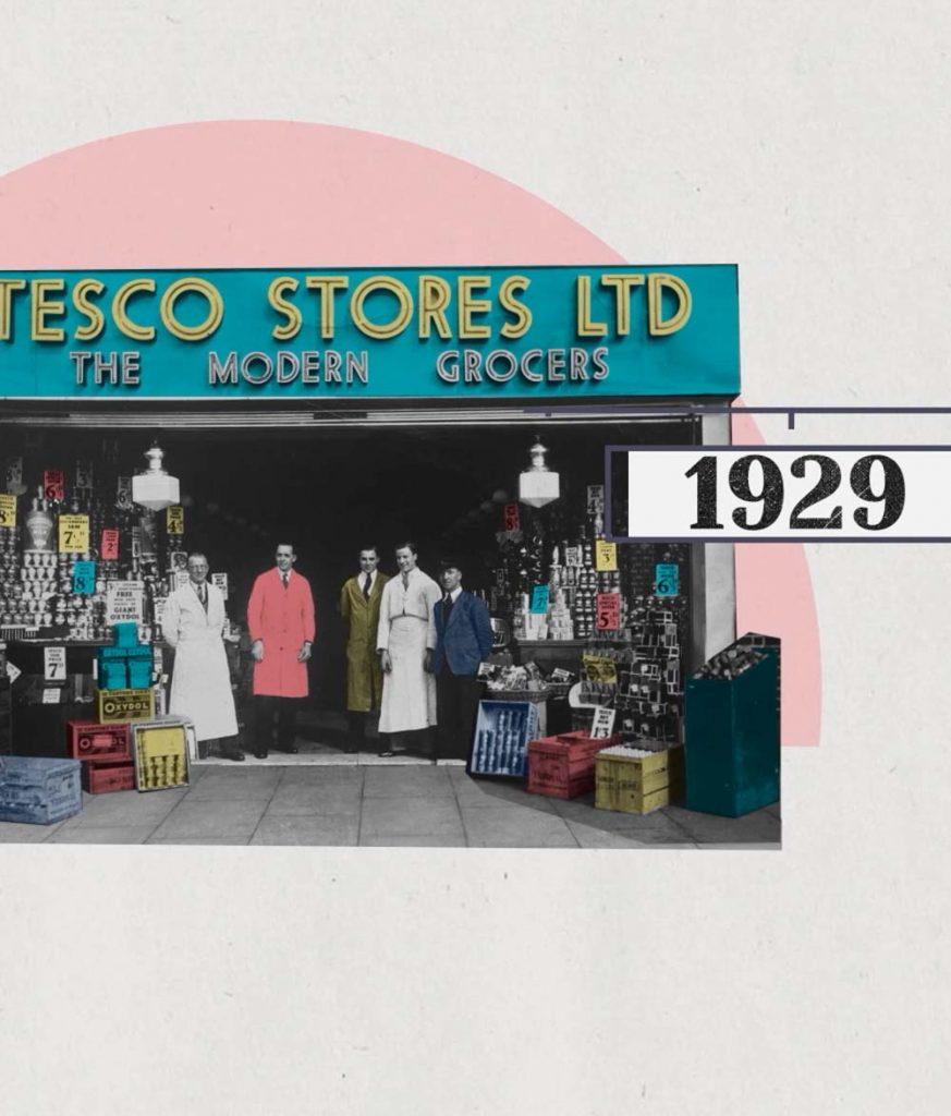 Tesco Jack's launch