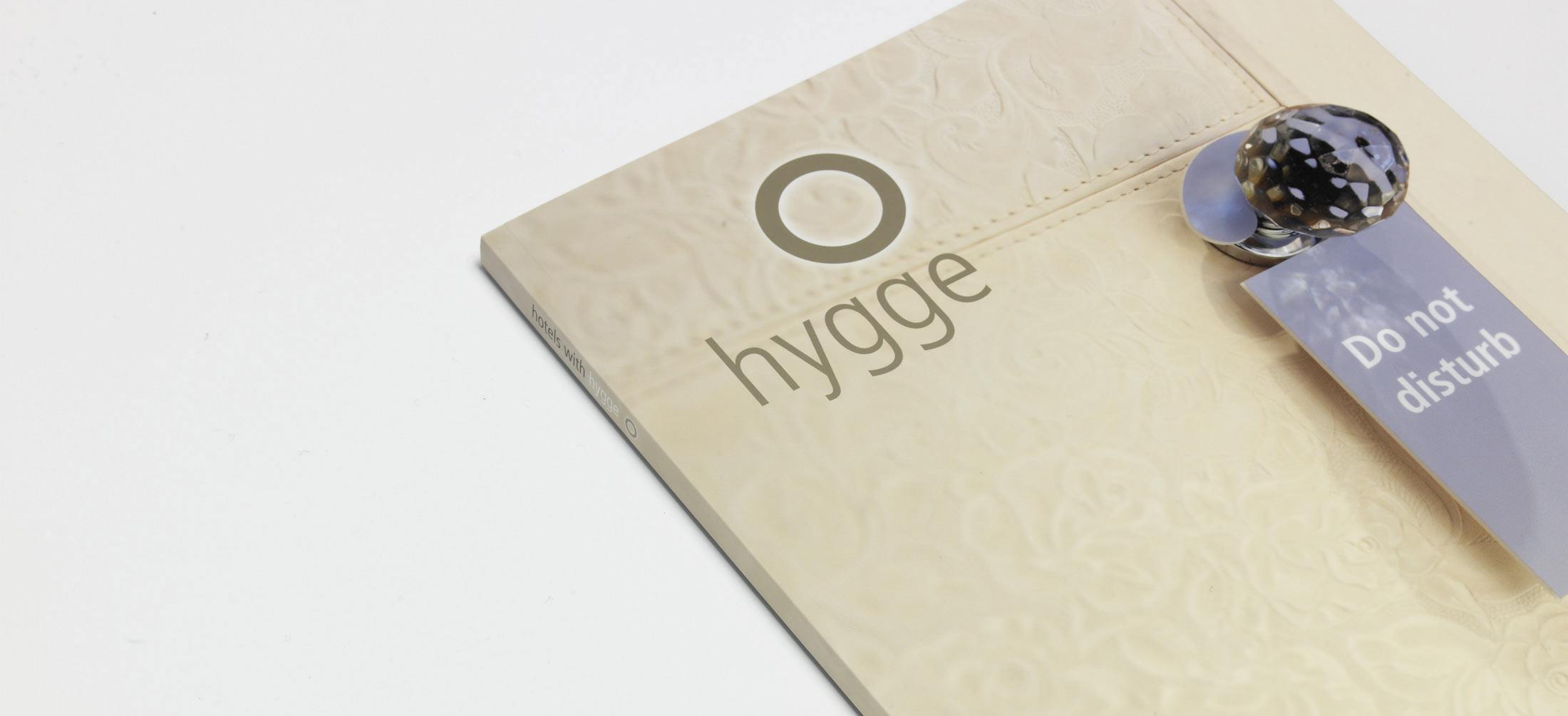 Print design for Bang & Olufsen