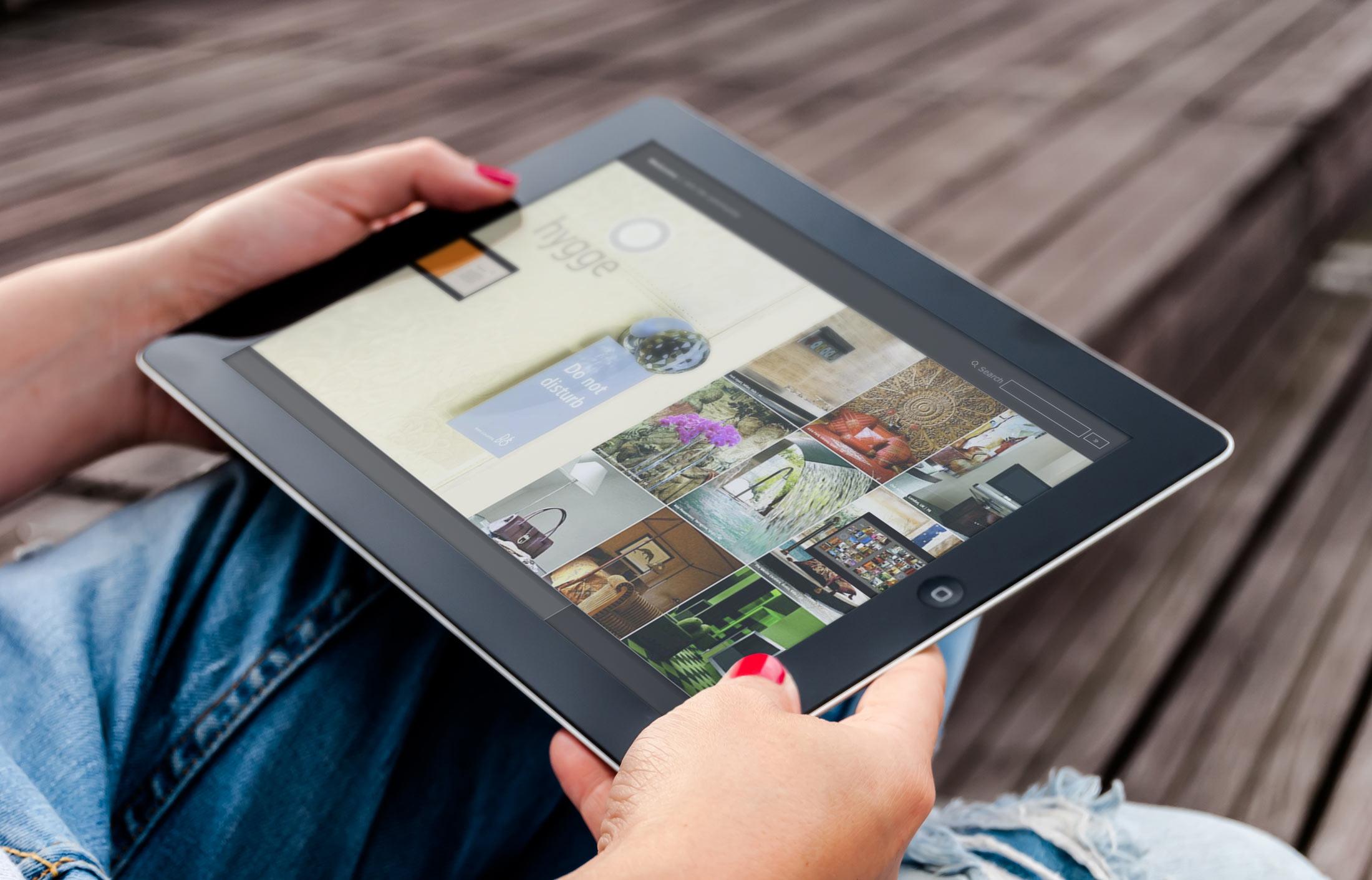 Digital Integrated digital design for Bang & Olufsen