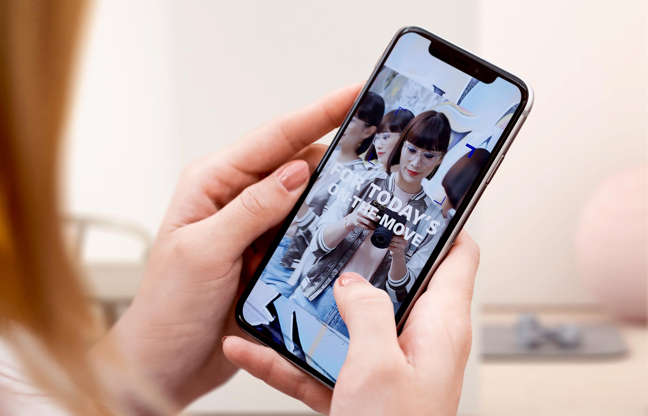 Digital social advertising for Zeiss Vision Care