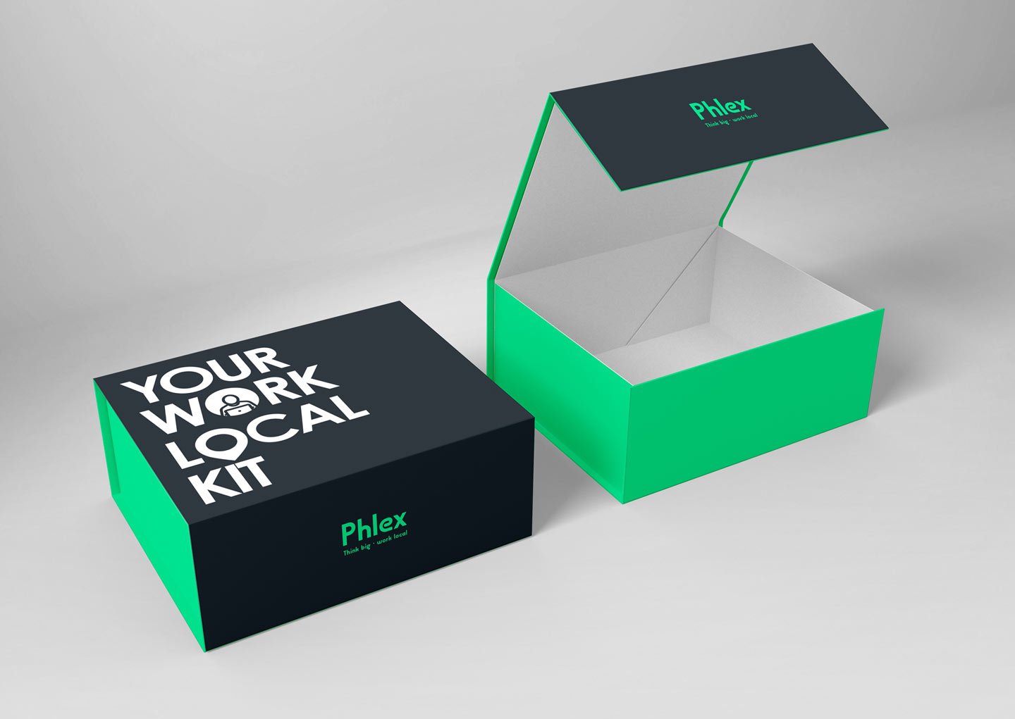Activation brand campaigns for clients like Phlex