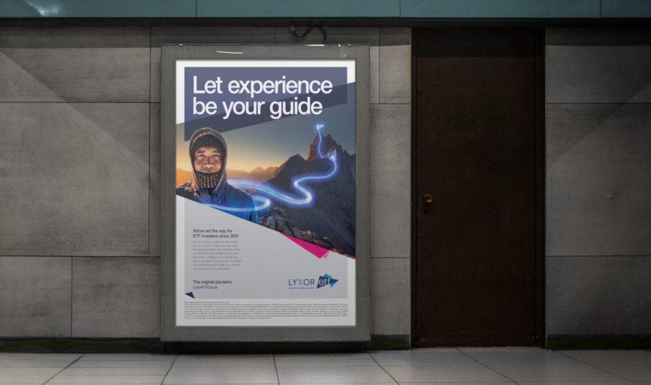 underground 6 sheet advertising