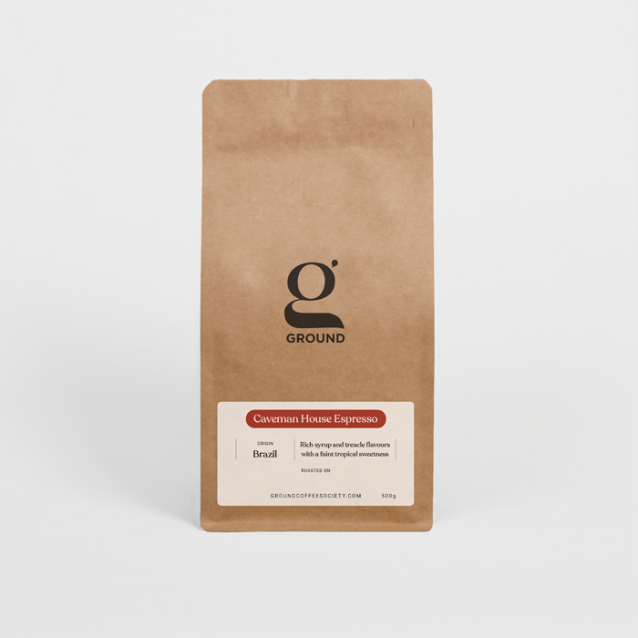 Relish Integrated packaging design coffee design